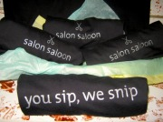 SALON SALOON T-SHIRTS